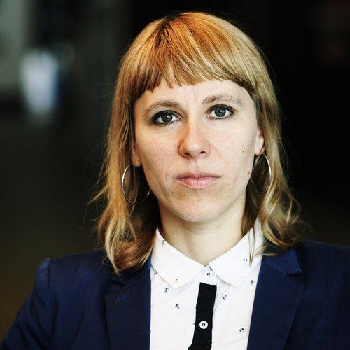 Dr. Sina Arnold - (C) Ute Langkafel MAIFOTO