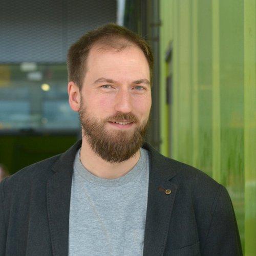 Dr. Jonas Rees - (C) Universität Bielefeld